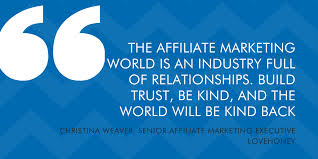 The Way To Earn Money With Affiliate Marketing