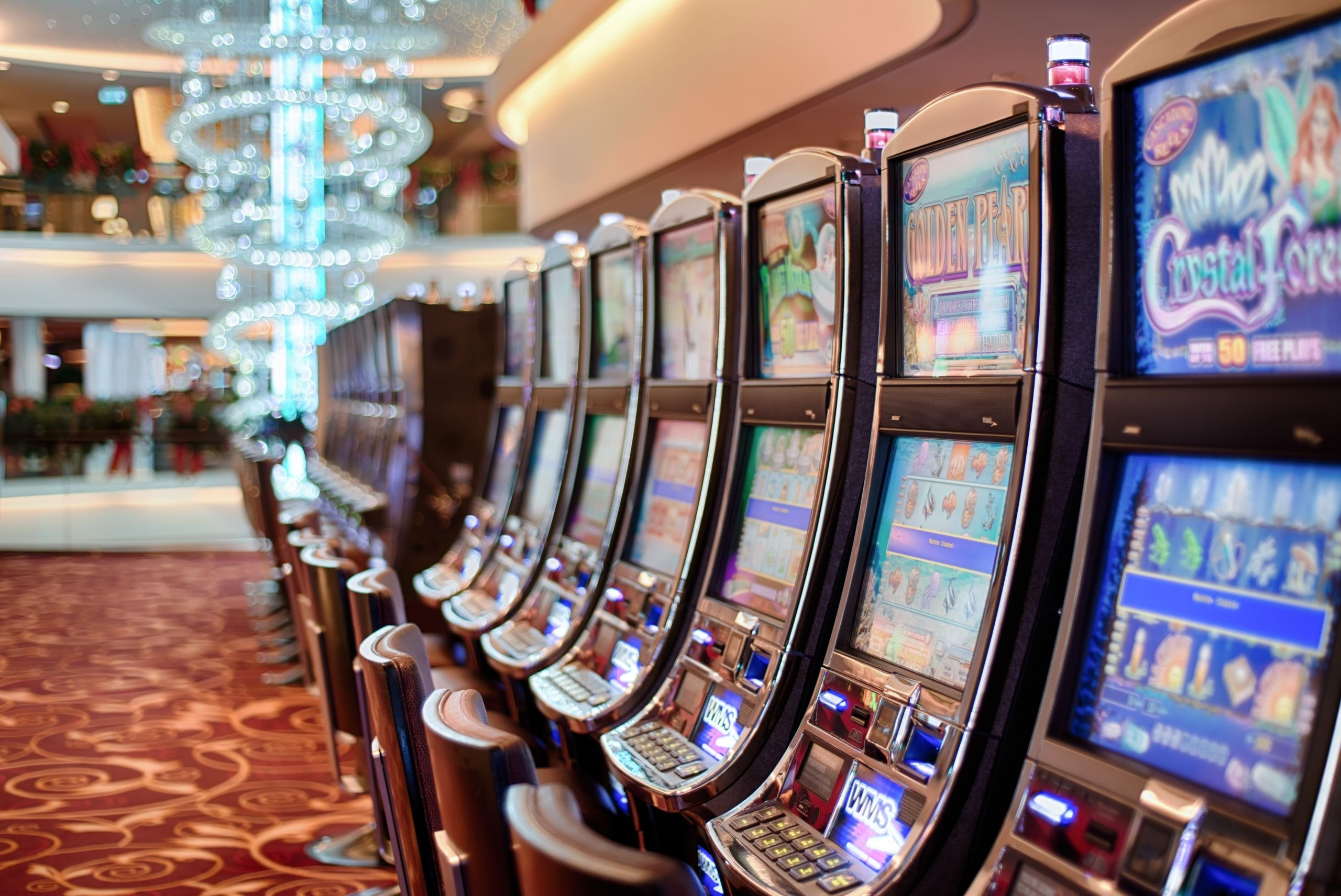 A Quick Define Of Enjoying On Line Casino Video Games - Playing