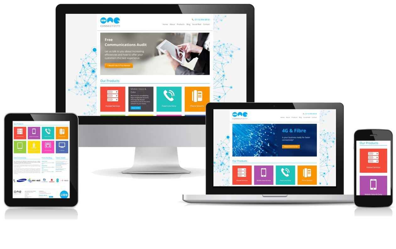 The Big Picture Of A Responsive Web Design – Website Design extra in on the internet marketing