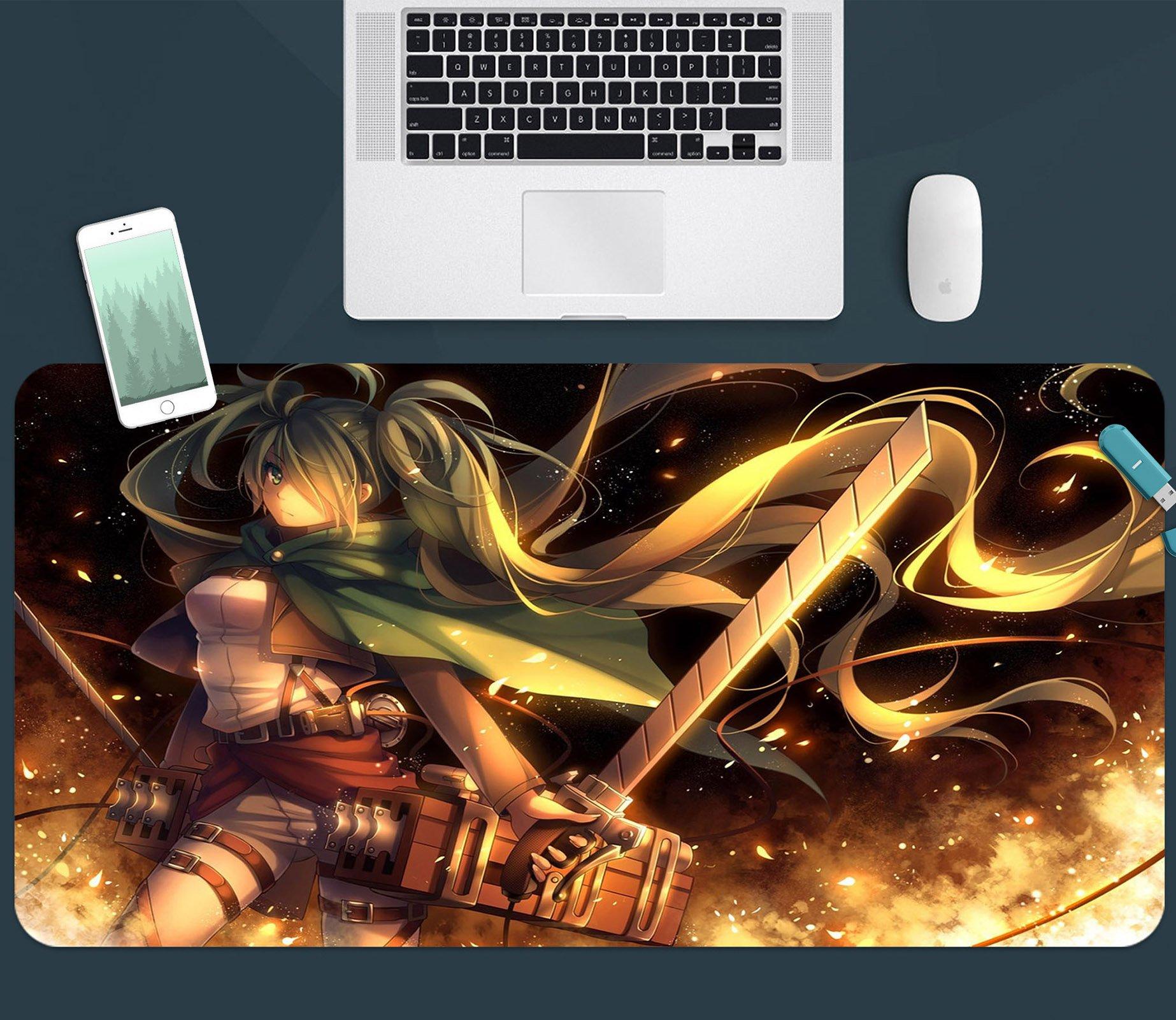 What Alberto Savoia Can Train You About Anime Mouse Pads With Wrist Support
