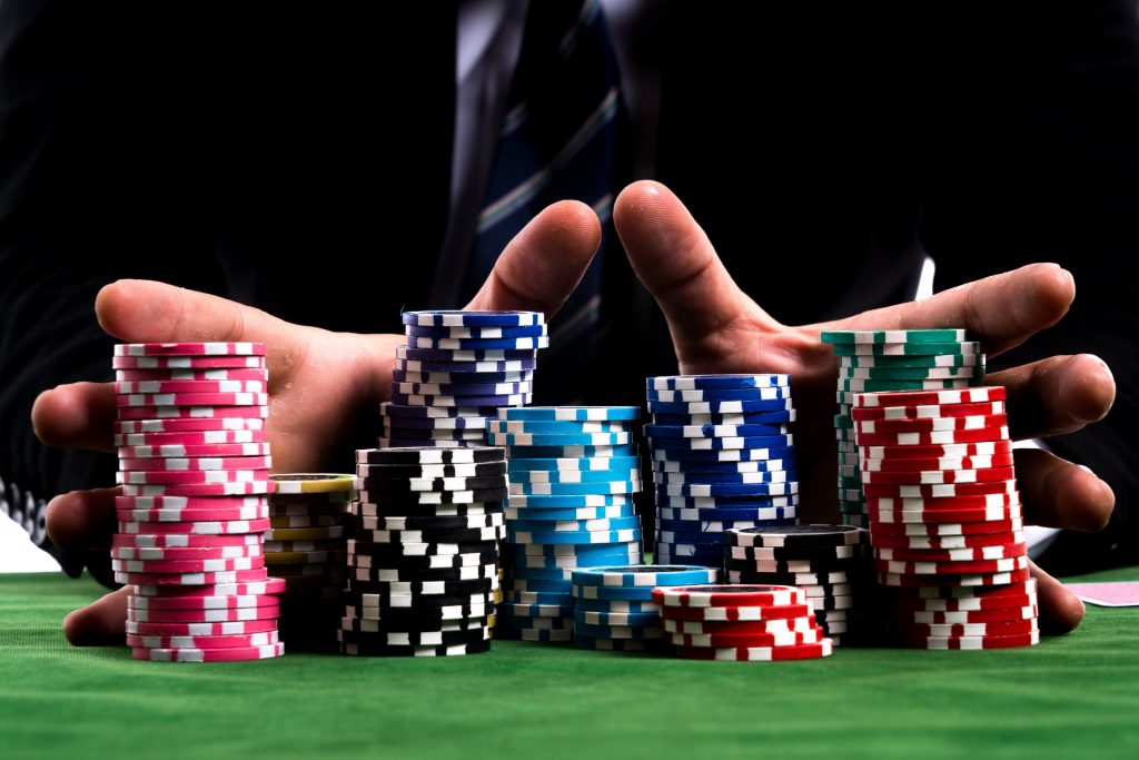 Picture Your Casino On Top. Read This And Make It So