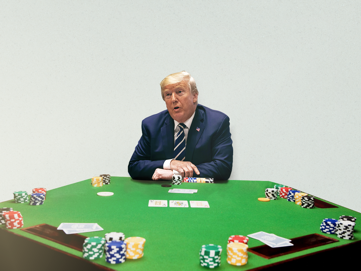 The Ultimate Strategy For Gambling